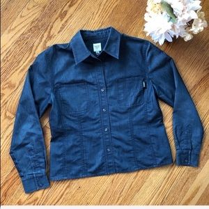 Emanuel Ungaro Liberte Denim Button Down